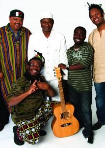 African Guitar Summit performers