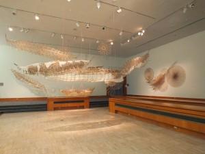 Jinwon Chang HWEH - GEEH Dennos Museum Center installation