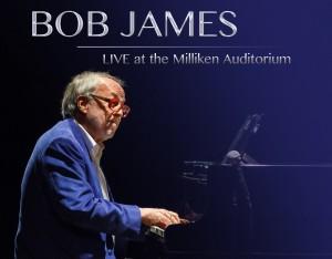 BOB JAMES LIVE - Cover 75