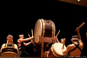 Nagata Shachu Drummers