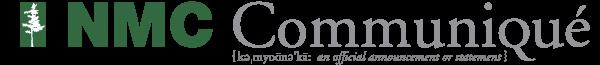 NMC Communiqué
