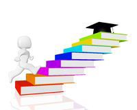 book-stair-to-graduation-cap-graduate-walk-up-stairs-39854596-1