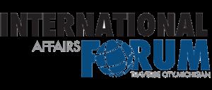 International Affairs Forum logo