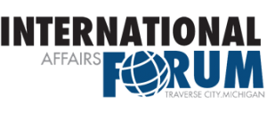 International Affairs Forum logo