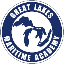 Great Lakes Maritime Academy logo