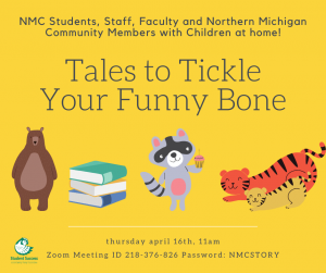 Tales to Tickle Your Funny Bone illustration