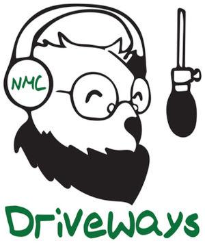 Driveways podcast logo