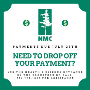 Payment due graphic
