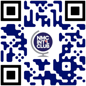 NMC International Club Facebook QR Code