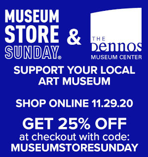 Museum Store Sunday button