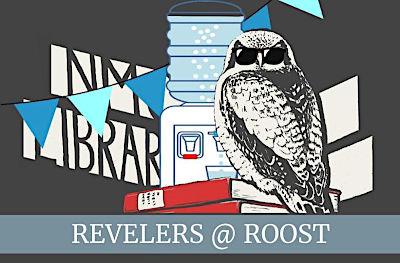 Revelers illustration