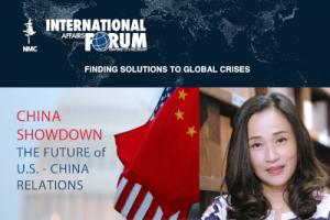 IAF U.S.-China event flyer