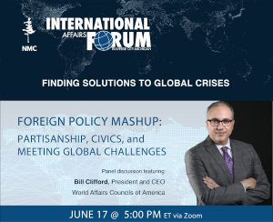 Foreign Policy event flyer image