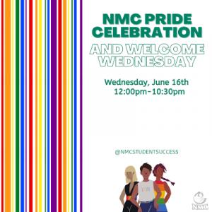Pride event illustration